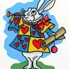 イースター・バニー(うさぎ)の意味、アリスの白うさぎとの比較